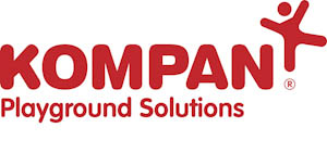 KOMPAN Logo 2007 with Tagline