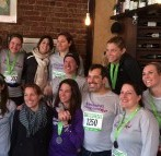Team Alex rocks the 2014 NYC Half Marathon