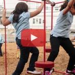 Paterson elementary school playground