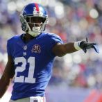 NY Giant Dominque Rodgers-Cromartie announces Big Plays for Alexandra's Playground
