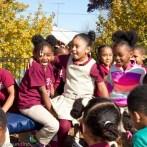 School 12 loves their new playground