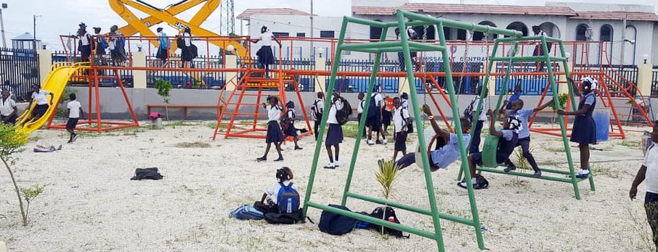 Konbit playground