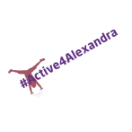 Get #Active4Alexandra – Begins April 15th