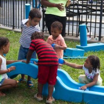"NYC Parks ""Kids in Motion"" program this summer in Brooklyn and the Bronx"
