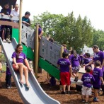 Asbury Park, NJ has a new playground at Our Lady of Mount Carmel School!