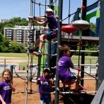 War Memorial Playground in Yonkers
